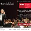 Concertul Orchestrei Române de Tineret, în premieră la Chişinău