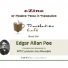 Translation Café 159: Edgar Allan Poe