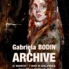 """Camera de autor """"Archive"""" semnată de Gabriela Bodin, la Galateca"""