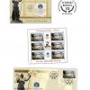 Academia Română, un veac și jumătate de cultură tezaurizat pe timbrele românești