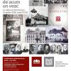 """Conferinţa """"Arhitecţi şi arhitectură în periodice de acum un veac"""", la Palatul Suţu"""