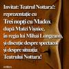 Teatrul Nottara, la Cafeneaua critică