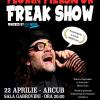 """Freak Show"", un one man show cu Florin Piersic jr, la Arcub"