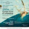 """Lansare şi dezbatere pornind de la volumul """"Sirena şi alte povestiri"""" de Giuseppe Tomasi di Lampedusa"""