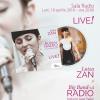 Luiza Zan, la Casa Radio