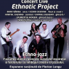 Ethnotic Project, la Clubul de Jazz și Blues ICR