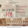 "Lansarea romanului ""Foe"" de J.M. Coetzee, la Librăria Humanitas de la Cişmigiu"