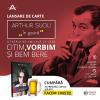"""Arthur Suciu lansează romanul """"În gaură"""", la Iași"""