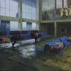 Pictorul Șerban Savu expune la Nicodim Gallery din Los Angeles