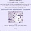"""""""Muzicalitatea matematică a poeziei"""", la Biblioteca Națională a României"""