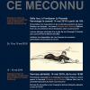 Fețele necunoscute ale lui Cezar Petrescu, dezvăluite la Frontignan, Franța