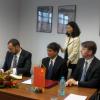 Acord între Institutul Cultural Român și Editura Universității Renmin din China