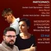 """Sorin Lucaci, Anca Bucur și Viku Zen, la cea de-a șasea ediție """"Citesc poezie"""""""