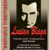 """Lansarea volumului """"Poemele luminii / Les poèmes de la lumière"""" de Lucian Blaga, ediţie bilingvă"""