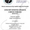 Concert omagial dedicat creației lui Cornel Țăranu, la Chișinău