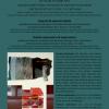 """Expoziția """"Impresii & expresii textile"""", la ICR Tel Aviv"""
