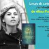 """Alina Purcaru citeşte din """"rezistenţă"""", la Bucureşti"""