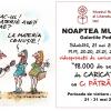 """Caricaturistul Costel Pătrășcan, la """"Noaptea Muzeelor literare ieșene"""""""