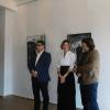 """Ilina Schileru la Târgu Jiu: """"Sunt eu aici și mă prezint liberă"""""""
