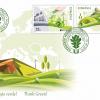 Marca poștală militează pentru o planetă verde
