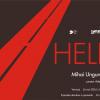 "Mihai Ungureanu expune ""Hello"", la Galateea"