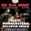 Maia Morgenstern și Valentin Roșca, într-o comedie ca pe vremea lui Constantin Tănase