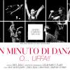 """Turneul european al spectacolului """"Un minut de dans sau… UF!"""" , la Roma"""
