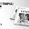 Noul număr al revistei de cultură contemporană TIMPUL, nr. 206, din mai 2016