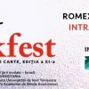 Editura Universităţii din Bucureşti – Caravană şi lansări de carte, la BOOKFEST Bucureşti