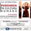 """Colocviul internaţional """"(Im)pudoarea în cultura română"""", la Universitatea din Viena"""