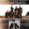 Traffic Strings și Cezar Ouatu, în concert la Palatul Culturii din Bistrița