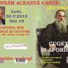 """Lansare de carte: """"Cugetări și aforisme de Lev Tolstoi"""""""