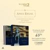 """""""Anul Regal. Jurnalul Jubileului de 150 de ani de la fondarea Casei Regale a României"""", la un preț special"""