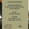 Seară DADA Brancusi, cu Dan Mircea Cipariu