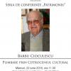 """""""Plimbare prin Cotroceniul cultural"""", cu Barbu Cioculescu"""