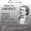 """""""Omagiu lui Eminescu"""", la Chișinău"""