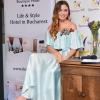 """Alina Ilioi și-a lansat cea de-a doua carte: """"Te iubesc pe nevăzute"""""""