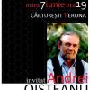 """Andrei Oişteanu, la """"Cercul literar"""" de la Cărtureşti Verona"""