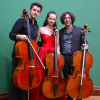 "Duo Cello Jaya și Adrian Mantu, în turneul ""The Three Cellists"" din Irlanda"