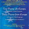 Lansare audiobook în limbile Uniunii Europene, la Bookfest 2016