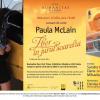 """Seară dedicată romanului """"Zbor în jurul soarelui"""" de Paula McLain, la Librăria Humanitas de la Cişmigiu"""