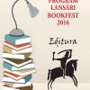 Editura Tracus Arte la Bookfest 2016