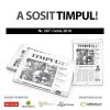 Supliment dedicat Constituției române de la 1866, în noul număr al revistei de cultură contemporană TIMPUL