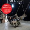 Despre premiile UAP în noul număr al Revistei ARTA