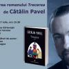 """Cătălin Pavel lansează romanul """"Trecerea"""", la Café Verona"""