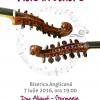 """Recitalul """"Viole in amore"""", la Biserica Anglicană"""