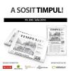 A apărut noul număr al revistei de cultură contemporană TIMPUL, nr. 208,  din iulie 2016