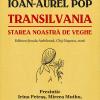 """Ioan-Aurel Pop lansează volumul """"Transilvania, starea noastră de veghe"""""""