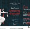 """Lansarea romanului """"Amintirea dragostei"""" de Jim Fergus, la Librăria Humanitas de la Cişmigiu"""