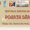 """Festivalul Național de Folk și Baladă """"Poarta Sărutului"""", ediția a XV-a, Târgu Jiu"""